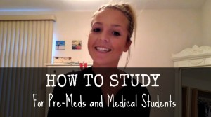 Pre- Med and Medical School Blogs - Andrea Tooley