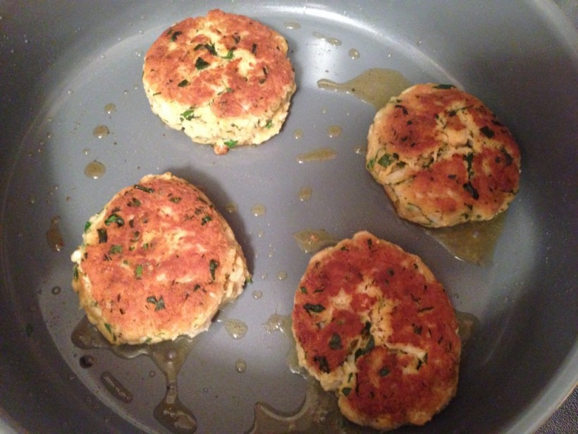 whole30 crabcakes