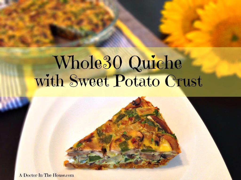 Whole30 Quiche