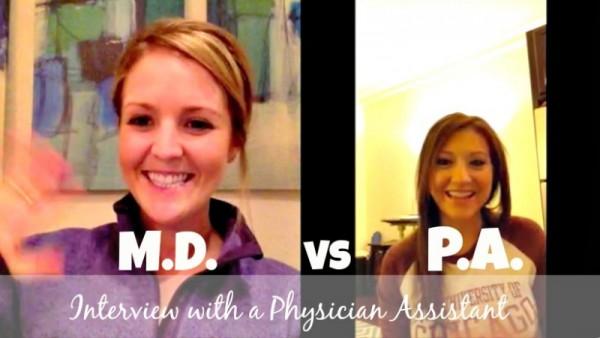 MD vs PA
